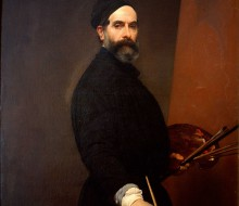 Self-Portrait at the Age of Fifty-Seven