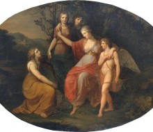 La toeletta di Venere