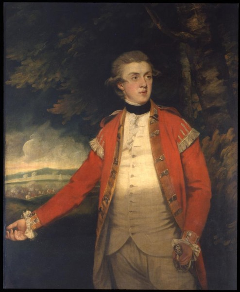 Portrait of Lord Donounghmore