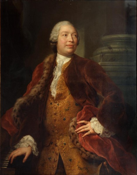 Portrait of Domenico Annibali