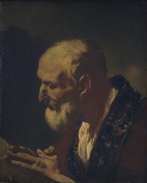 Saint Philip Neri at Prayer