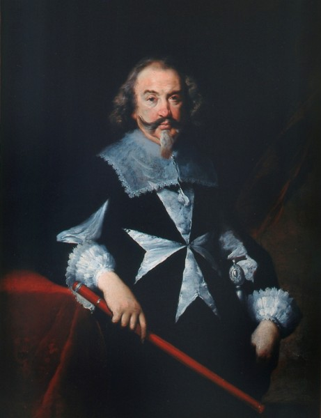 Portrait of a Knight of Malta (Scipione Papafava?)