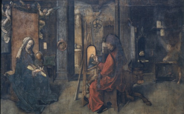 Saint Luke Painting the Virgin with the Child