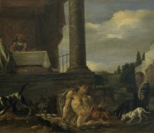 Lazzaro e il ricco Epulone