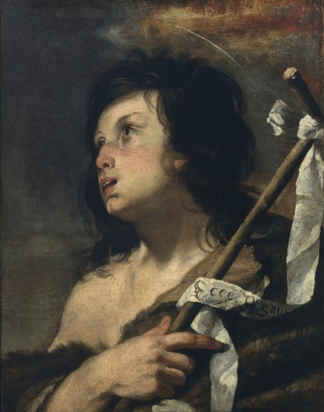The Young St. John the Baptist