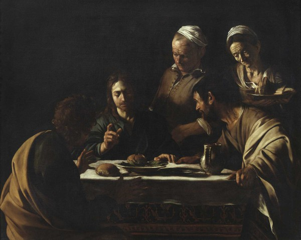 "Third dialogue ""Caravaggio. Readings and Re-readings"""
