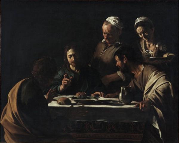 Welcome back Caravaggio!