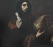The Portrait of a Chemist. Self-Portrait of Luca Giordano in the Guise of an Alchemist