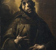San Francesco in estasi
