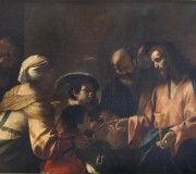 Una madre affida i figli a Cristo