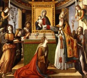 Saint John the Evangelist Appearing to Galla Placidia
