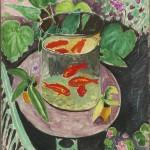 Henri Matisse, Pesci rossi, 1911