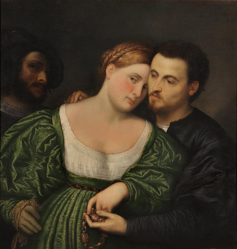 Eros e temi amorosi