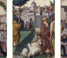 Storie dei santi Gioacchino e Anna