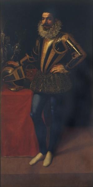 Portrait of Lucio Foppa