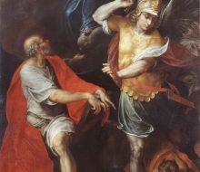 Madonna col Bambino e i Santi Giovanni Evangelista e Michele