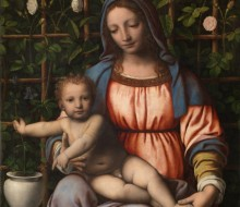 Madonna and Child (Madonna of the Rose-bush)