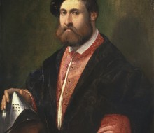 Portrait of Captain Ludovico Vistarini