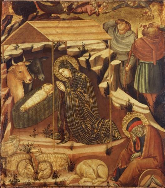 Adorazione dei pastori