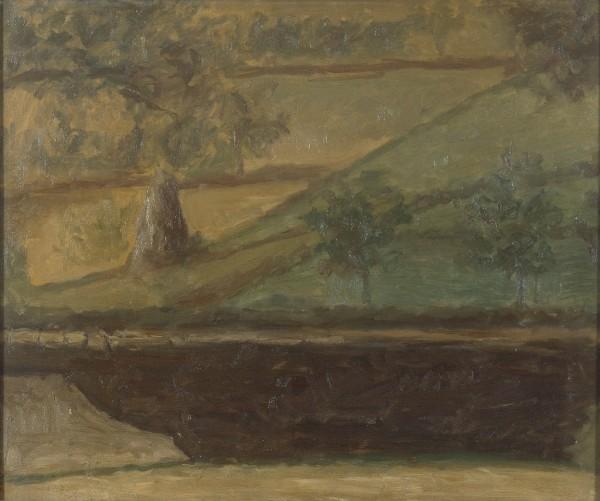 Landscape (Ploughed Fields)