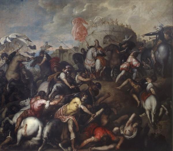 La vittoria dei Carnutesi sui Normanni