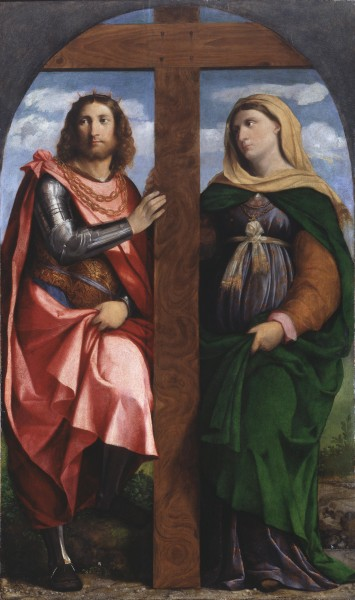 St. Helen and St. Constantine