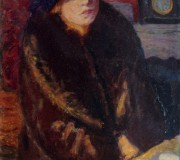 Portrait of Marta Bonnard