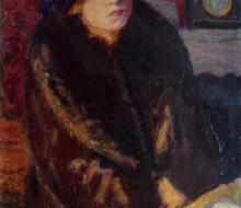 Ritratto di Marta Bonnard