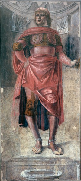 Man with a Two-Handed Sword