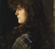 "Woman's Head or ""Gabbrigiana"""