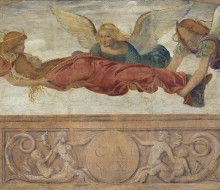 Saint Catherine's Body Carried by the Angels