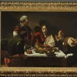 Caravaggio, Cena in Emmaus, 1601