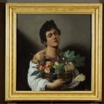 Caravaggio, Ragazzo con canestra di frutta