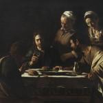 Caravaggio, Cena in Emmaus, 1606