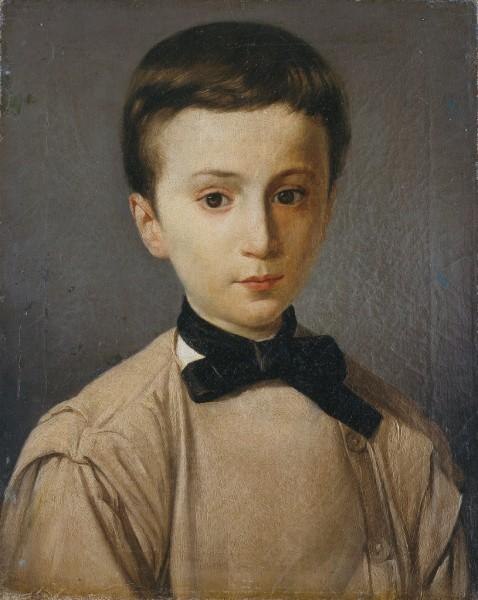 Portrait of Ettore Lega