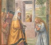 Congedo di Maria dal Tempio