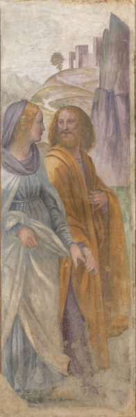 St. Joseph and the Virgin Mary after the Wedding