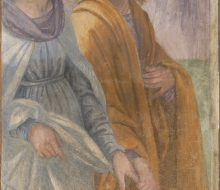 San Giuseppe e Maria Vergine dopo le nozze