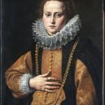 Tanzio da Varallo (Antonio d'Enrico), Ritratto di gentildonna