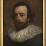 Antonis van Dyck (copia da), Ritratto del pittore Antonio van Opstal