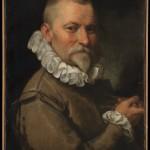 Federico Zuccari, Ritratto di Domenico Fontana
