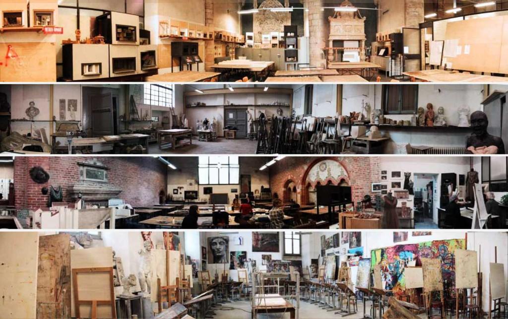 Accademia di Brera, Milano