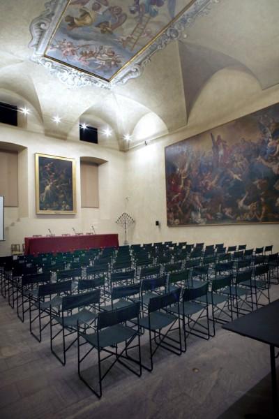 Pinacoteca di Brera, Sala della Passione.