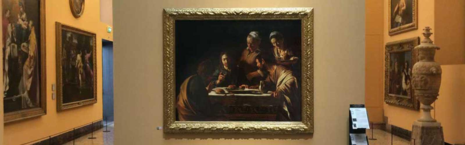 Bentornato Caravaggio!