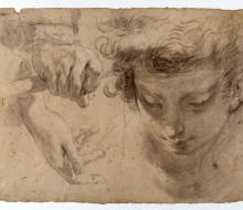 Study of Head and Hands
