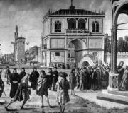 Gli Ambasciatori ritornano in Inghilterra, portando il messaggio con le condizioni dettate da Orsola
