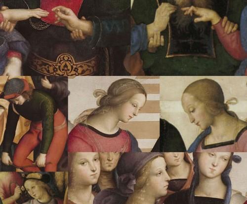 Primo dialogo, Raffaello e Perugino attorno a due <em>Sposalizi della Vergine </em>