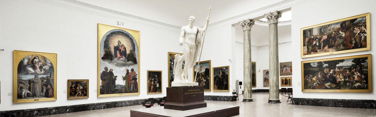Quinto riallestimento della Pinacoteca di Brera
