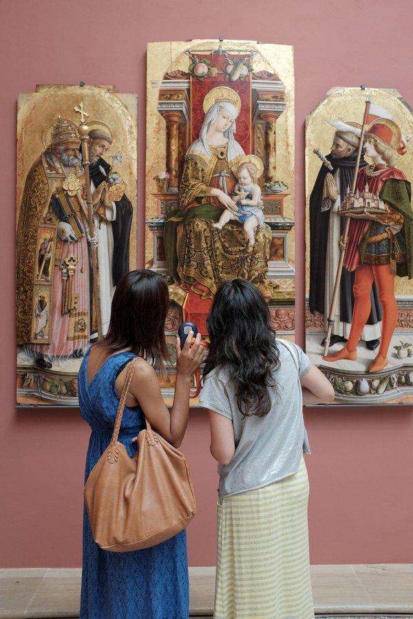 Riscopri il tuo museo… Le Marche a Brera