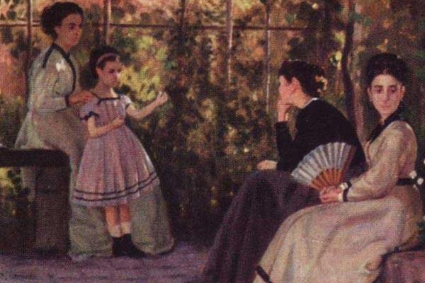 I bambini nei dipinti della Pinacoteca